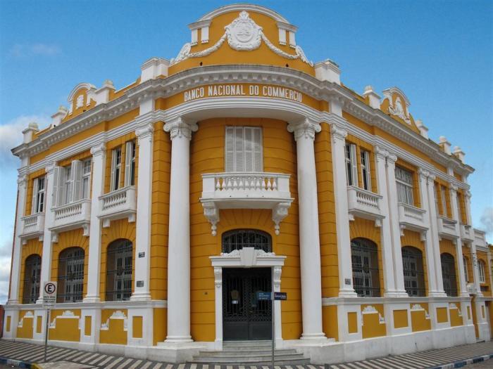 Casa de Cultura Pedro Wayne em Bagé RS