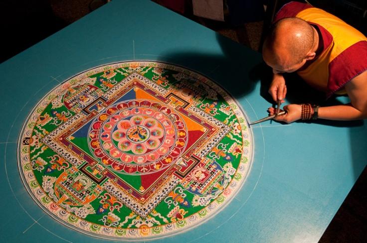 2a semana da arte e cultura tibetana
