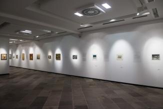 """Exposição """"Florianópolis através da arte"""" no MASC."""