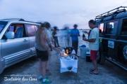 Coquetel de frutos do mar nas Dunas do Talhamar, Tavares, Rio Grande do Sul - foto de Ze Paiva - Vista Imagens