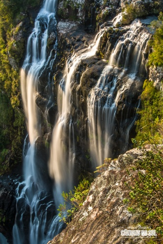 Cachoeira do Tigre Preto, Canion Fortaleza, Parque Nacional da Serra Geral