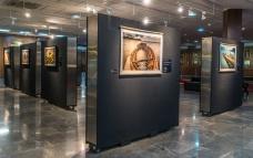 Galeria de Arte da Assembleia Legislativa de Santa Catarina.