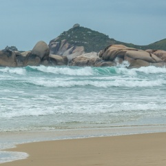 Praia da Galheta, foto Tânia Ribeiro