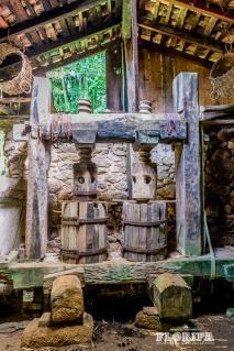 Engenho de farinha na Costa da Lagoa da Conceição