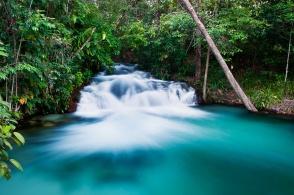 Cachoeira do Formiga.