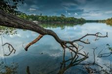 Lago do Cega-machado, Parque Estadual do Cantão.