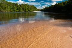 Prainha do Rio Novo.