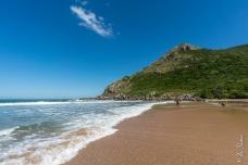 Praia da Lagoinha do Leste.