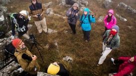 Expedicionários na viagem de 2016. Foto de Maurício Paiva
