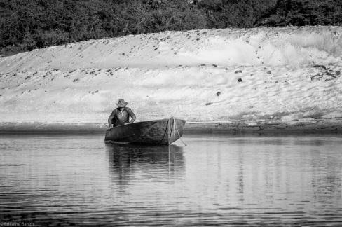 Rio Javaés - foto de Edilaine Barros